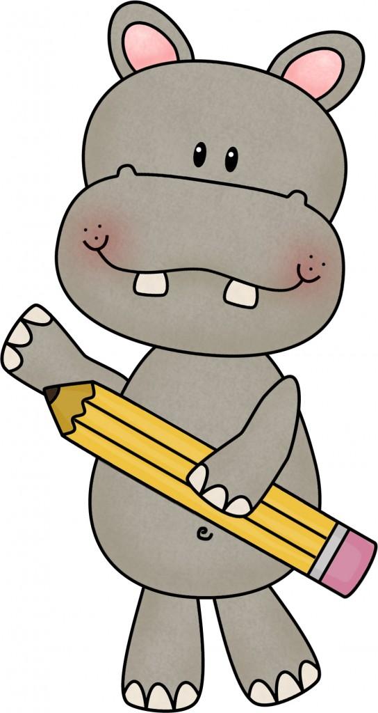 544x1024 Hippo clipart clip art of a wild hippopotamus on white