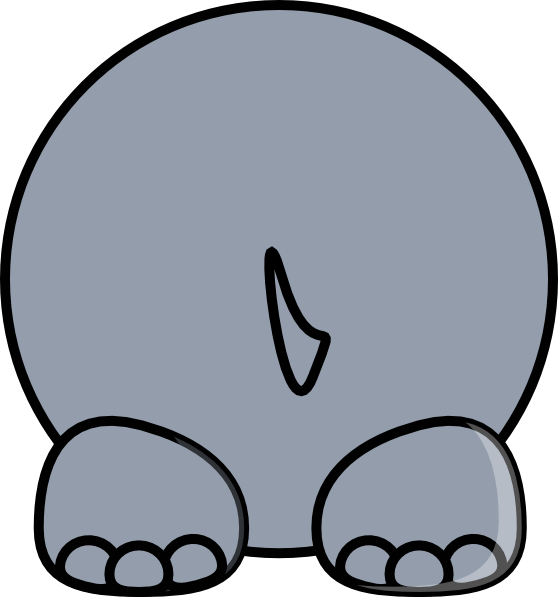 558x597 Hippo clipart the cliparts 4