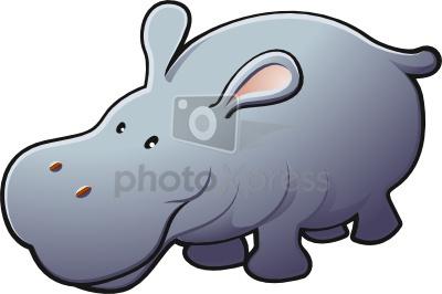 400x266 Top 79 Hippopotamus Clipart