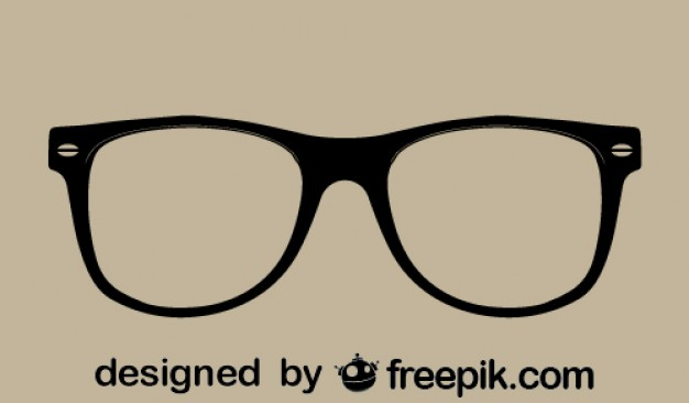 626x366 Wayfarer Glasses Icon Vector Free Download