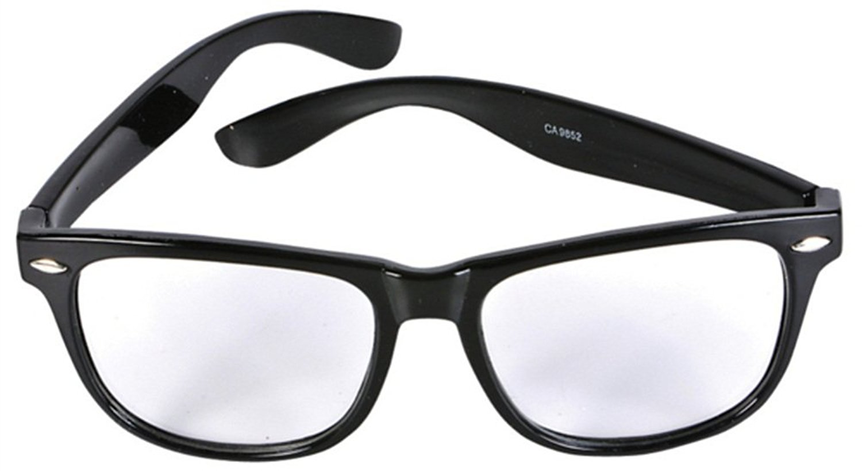 1500x820 Goson Vintage Wayfarer Style Uv Protective Clear Lense