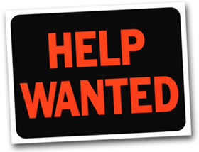 280x214 Help Wanted Clip Art