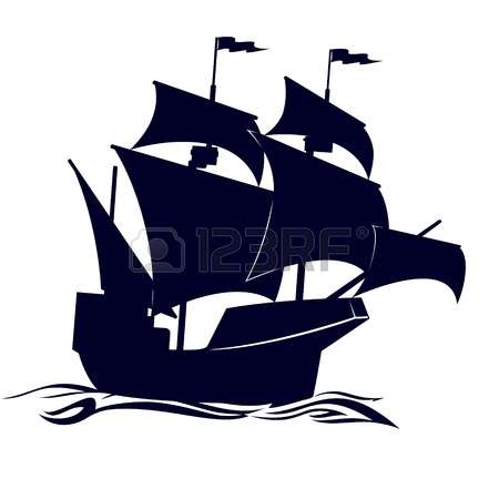 450x450 Sailing Ship Clipart Historical Fiction