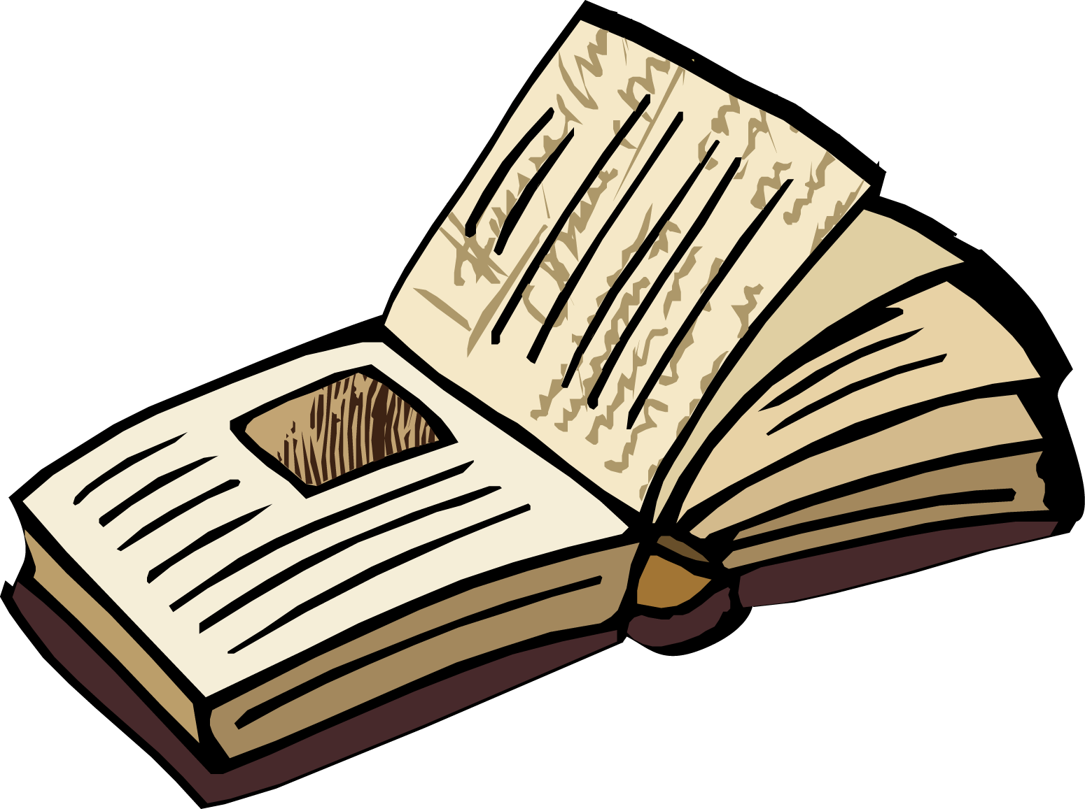 1550x1157 History Book Clipart