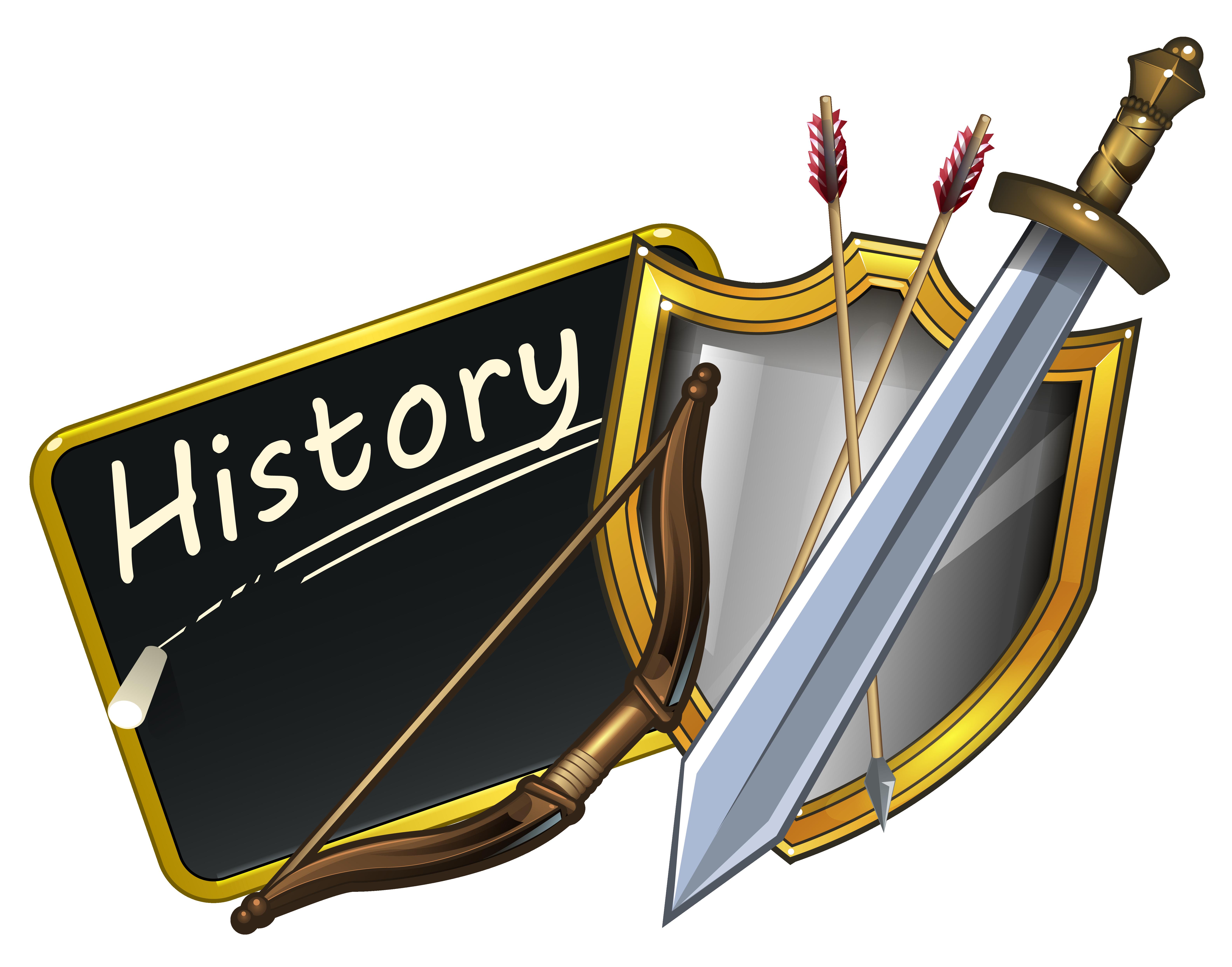 6339x4978 History Book Cliparts