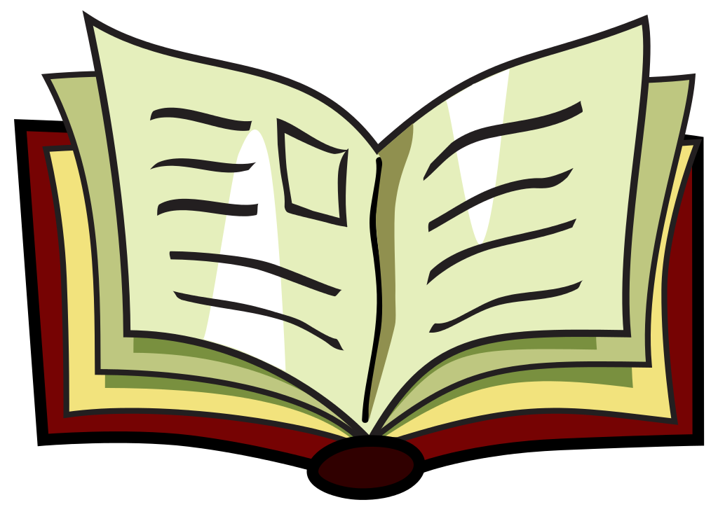 1024x734 History Books Clipart