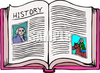 350x255 Us History Clipart History Book