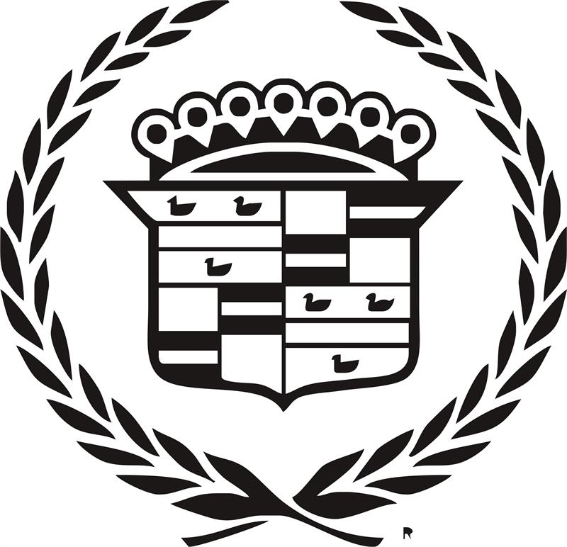 800x772 Cadillac Logo Clip Art