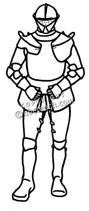 300x705 Medieval Knight Clipart Free Images 3