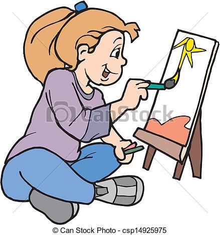 439x470 Artwork Clipart Hobby