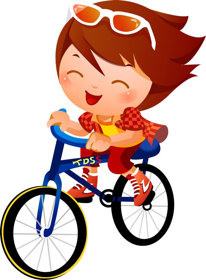 670x907 Bicycle Clipart Hobby