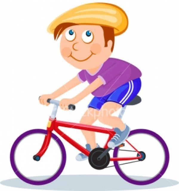 600x641 Bicycle Clipart Hobby