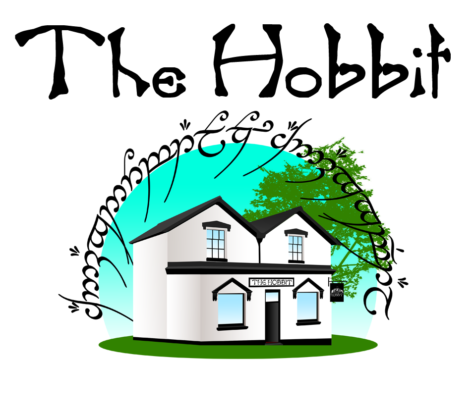 954x834 Hobbit Clipart Real