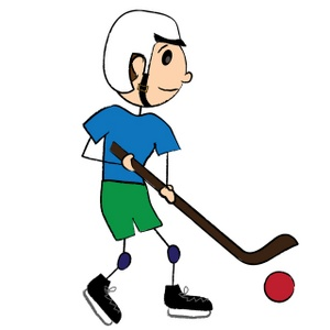 300x300 Free sports hockey clipart clip art pictures graphics image