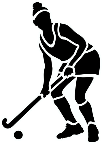 354x500 Graphics For Field Hockey Clip Art Graphics