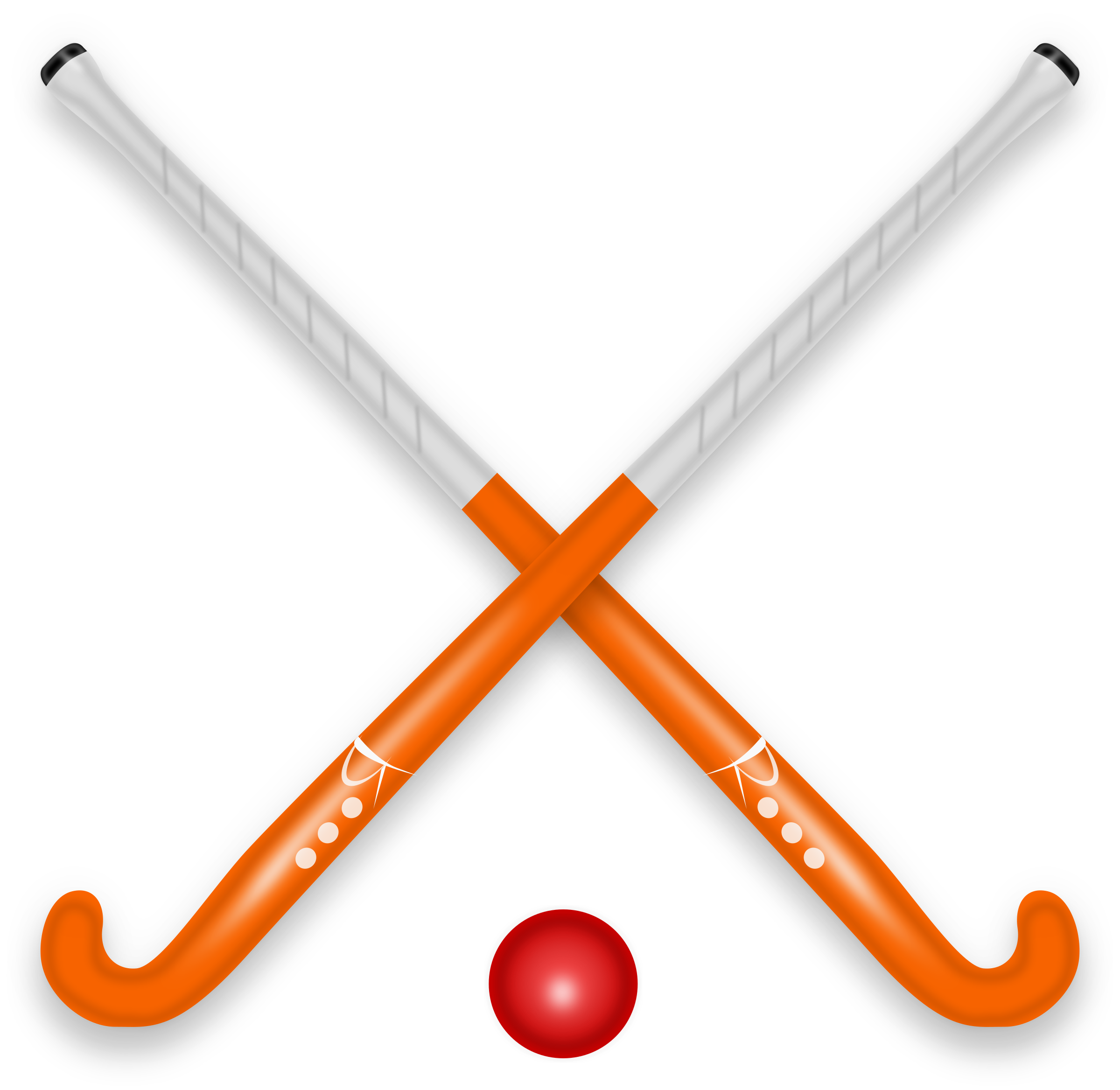 2400x2336 Bat clipart hockey