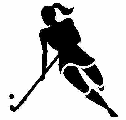 408x388 Top 10 Field Hockey Clip Art