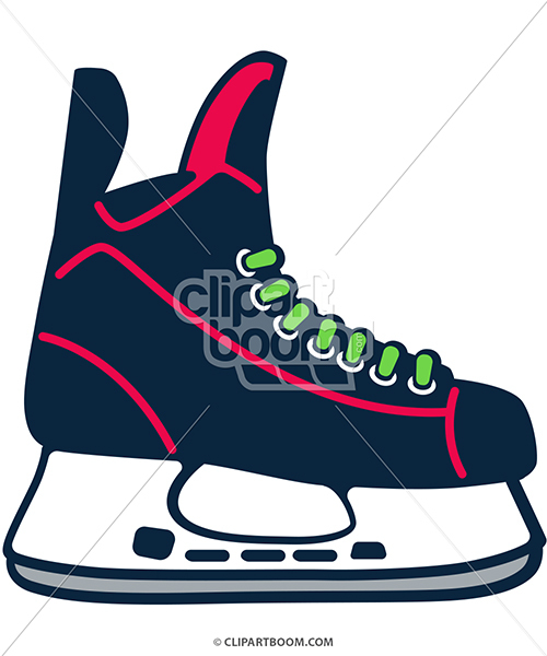 500x600 Top 73 Hockey Clip Art