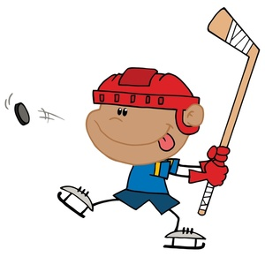 300x291 Free Hockey Player Clipart Image 0521 1003 2615 0656 Computer