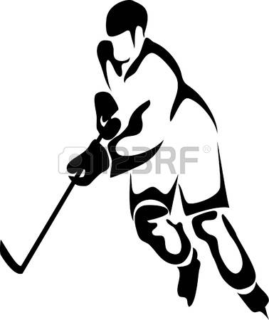 378x450 Hockey Players Hockey Clipart, Explore Pictures
