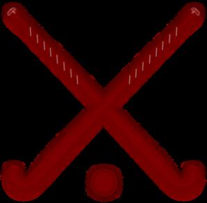 298x291 Field Hockey Sticks Clip Art