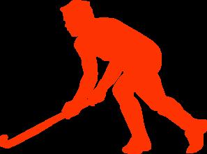 297x222 Grass Hockey Clip Art