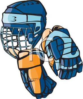 294x350 Goalie Protective Equipment