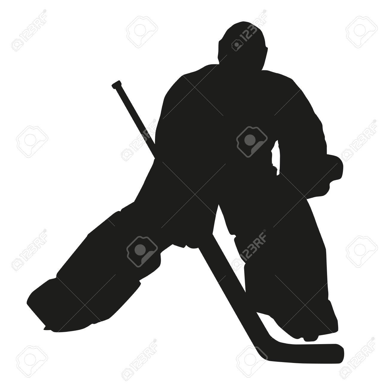 1300x1300 Hockey Goalie Clip Art Vector Chen Notation Erd