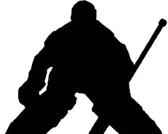 340x270 Hockey Goalie Decal Etsy