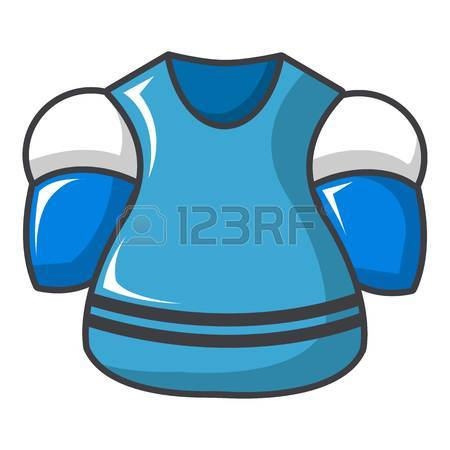 Hockey Jersey Clipart