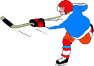 305x214 Shoot Clipart Hockey