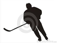 236x177 Hockey Silhouette Clip Art Hockey Players Silhouette Cameo