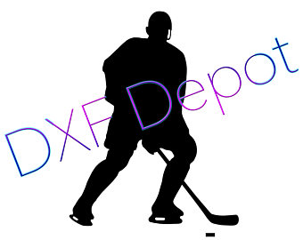 340x270 Hockey Vector Etsy