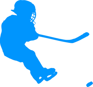 300x282 706 Field Hockey Player Clipart Public Domain Vectors