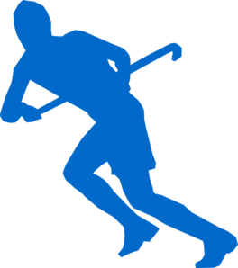 Hockey Players Clipart