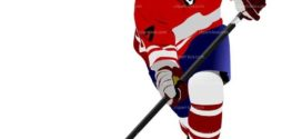 272x125 Hockey Player Clipart Free 101 Clip Art On Hockey Player Clipart