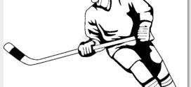 272x125 Ice Hockey Clipart 101 Clip Art On Hockey Player Clip Art
