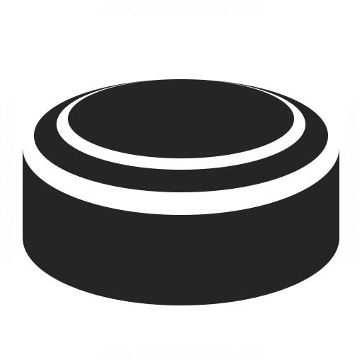 512x512 Hockey Puck Icon Iconexperience