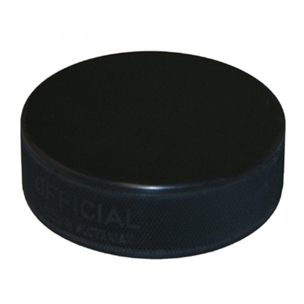 600x600 Nhl Official Black Ice Hockey Puck