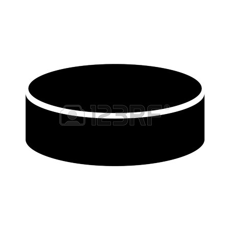 450x450 Graphics For Hockey Puck Graphics