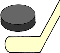 Hockey Pucks Clipart