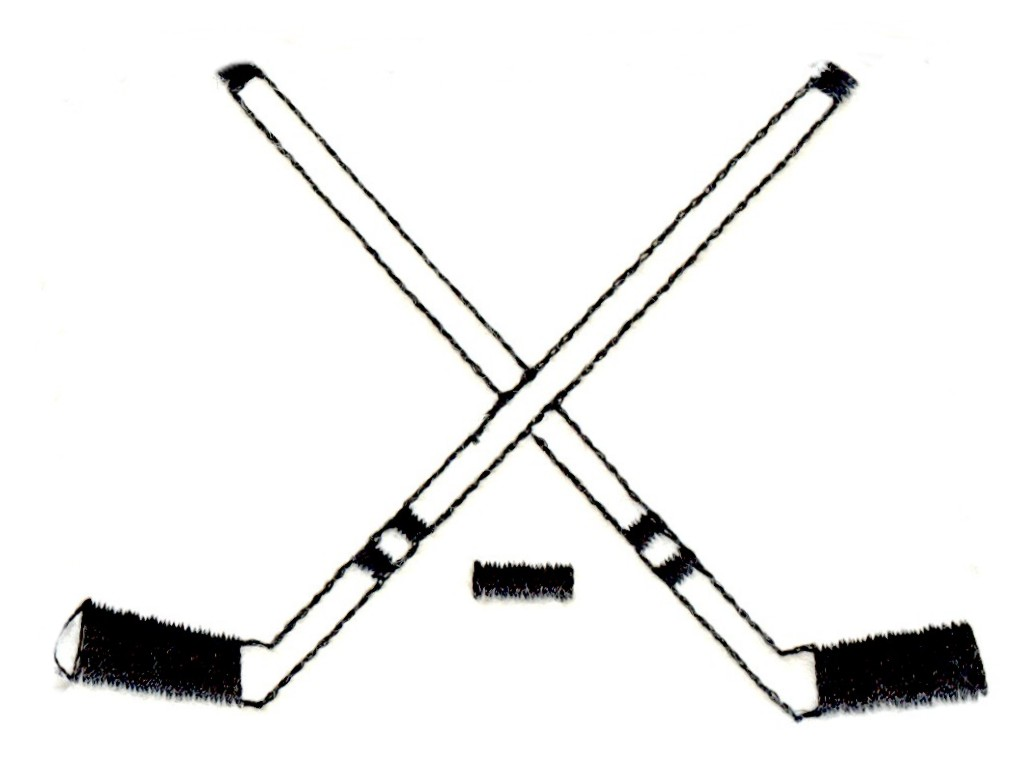 1026x778 Clip Art Hockey Sticks Clip Art