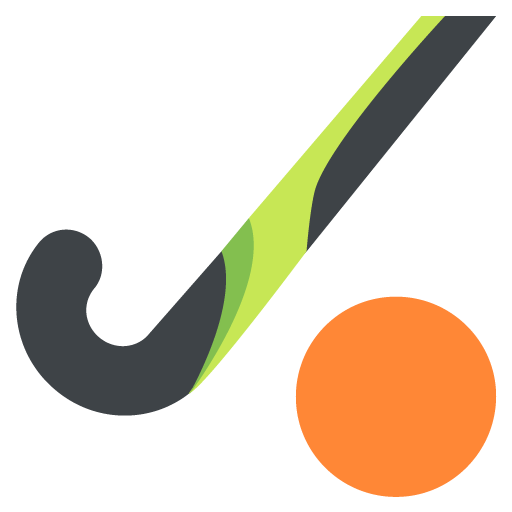 512x512 Ice Hockey Stick And Puck Emoji For Facebook, Email Amp Sms Id