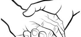 272x125 People Holding Hands In A Circle Clip Art
