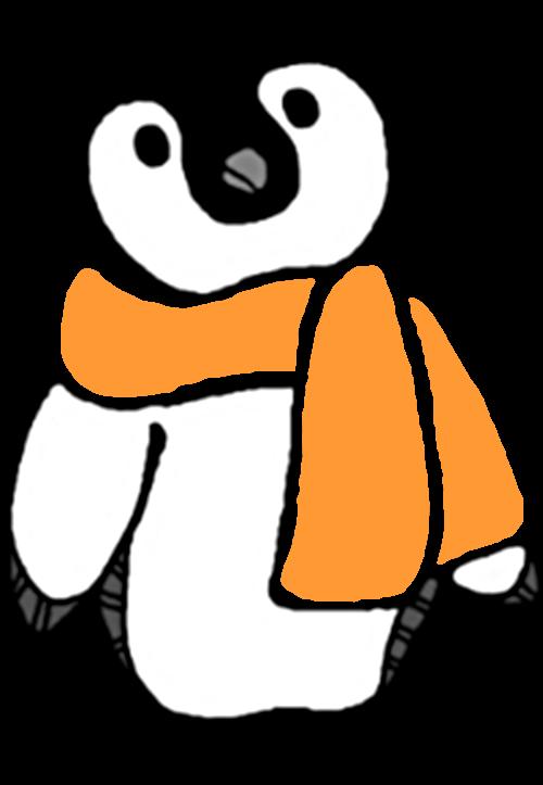 500x723 Top 91 Penguin Clipart