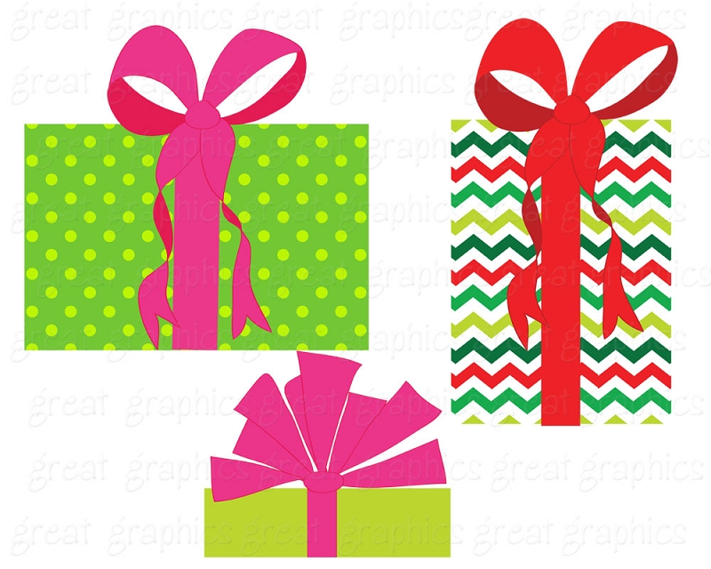 800x640 Holiday Gift Clipart Borders Free