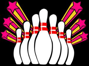 300x225 Bowling Clipart Image Clip Art 4 Bowling Pins