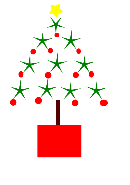555x785 Christmas Sign Clipart