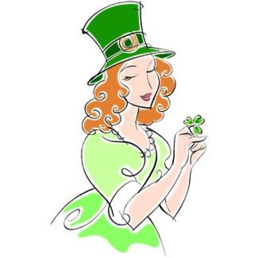 520x520 66 Best St. Patrick's Day Images Clip Art, Cabbage