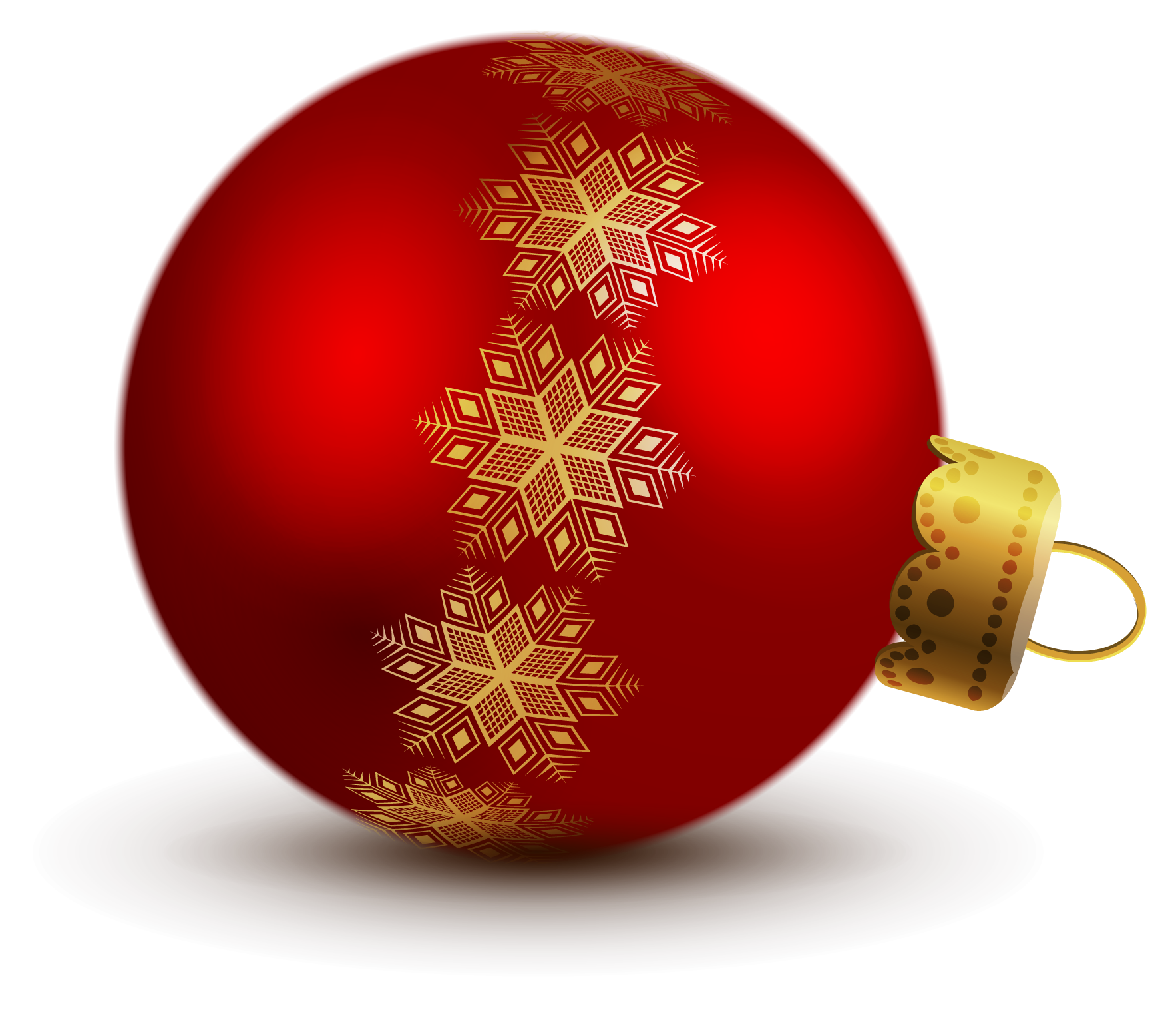 1758x1556 Transparent Red Christmas Ball Ornaments Clipart Christmas